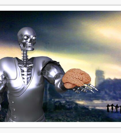 Hamlet Science-Fiction Sticker