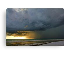 Summer Storm 1 Canvas Print