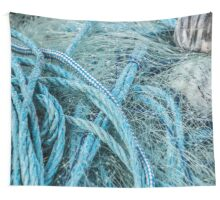Net and Rope in Harmony Wall Tapestry