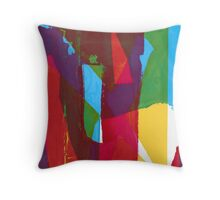 Paper 1 Throw Pillow