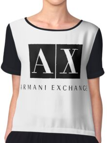 Armani Exchange - New Chiffon Top
