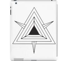 Geometric Triangle 3 iPad Case/Skin