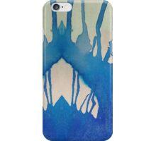 Watercolor Improvisation iPhone Case/Skin