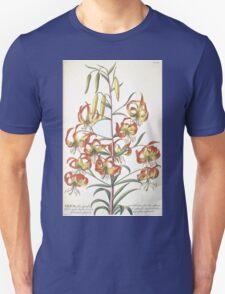 Plantae selectae quarum imagines ad exemplaria naturalia Londini in hortis curiosorum nutrita Christoph Jacob Trew 1773 090 T-Shirt