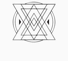 Geometric Triangles 4 Unisex T-Shirt
