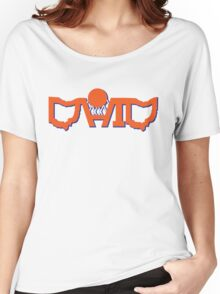 Ohio Basketball Women's Relaxed Fit T-Shirt
