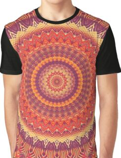 Mandala 052 Graphic T-Shirt