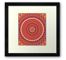 Mandala 052 Framed Print
