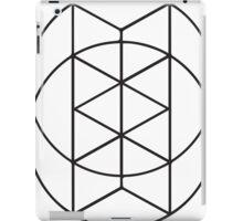 Geometric Circles 3 iPad Case/Skin