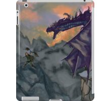 Skyrim Warrior  iPad Case/Skin