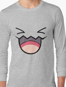 wobbufett pokemon Long Sleeve T-Shirt