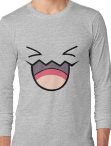 wobbufett pokemon Long Sleeve T-Shirt