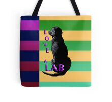 Love a Lab Tote Bag