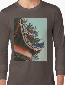 ORIENTAL STANDING Long Sleeve T-Shirt