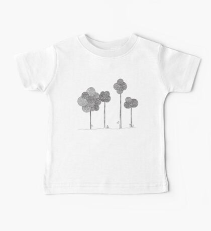 Cherry blossoms Baby Tee