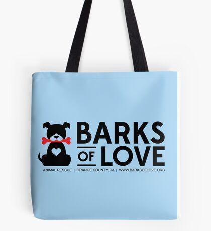 Barks of Love Totes & Pillows Tote Bag