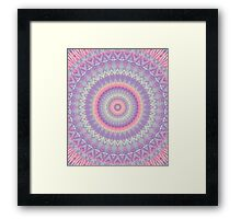 Mandala 053 Framed Print