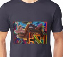 A Maze In Abstract Unisex T-Shirt