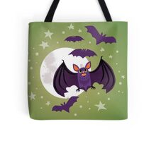 Flappy Batty Tote Bag