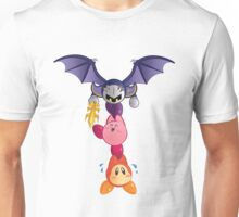 Kirby Hanging Out! Unisex T-Shirt