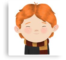 Ron Weasley Canvas Print