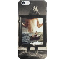 Inside Of My Outer Self iPhone Case/Skin