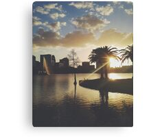 RIGHTEOUS VICE Canvas Print