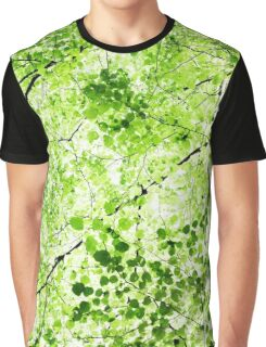Green Planet Graphic T-Shirt