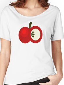 Red apples Women's Relaxed Fit T-Shirt
