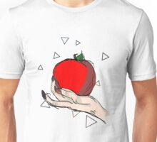 Apple (Triangles) Unisex T-Shirt