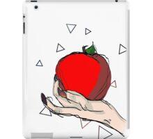 Apple (Triangles) iPad Case/Skin