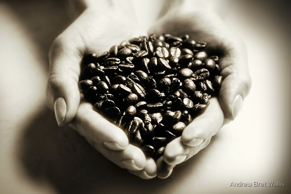 Coffee Lover 1 by Andrew Bret Wallis