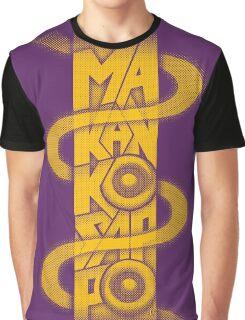 Makankosappo Graphic T-Shirt