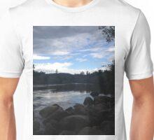american river Unisex T-Shirt