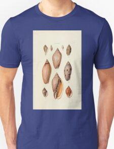 Thesaurus conchyliorum Monographs of genera of shells George Brettingham Sowerby 1887 V1-V5 368 T-Shirt