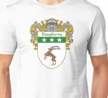 Daugherty Coat of Arms/Family Crest Unisex T-Shirt