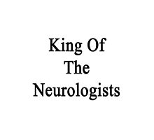 King Of The Neurologists by supernova23