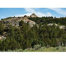 Theodore Roosevelt National Park 7 Photographic Print