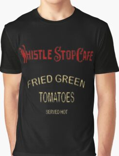 Whistle Stop Cafe Graphic T-Shirt