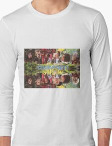 Community - Puppet Show! Long Sleeve T-Shirt