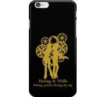 Bering & Wells  iPhone Case/Skin