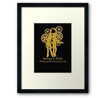 Bering & Wells  Framed Print
