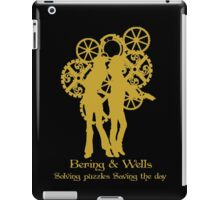 Bering & Wells  iPad Case/Skin