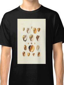 Thesaurus conchyliorum Monographs of genera of shells George Brettingham Sowerby 1887 V1-V5 080 Classic T-Shirt