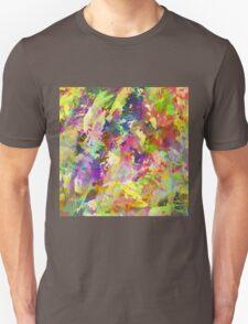Floral Haze Unisex T-Shirt