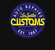 Los Santos Customs Circle Logo Unisex T-Shirt