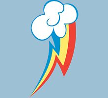 Rainbow Dash Cutie Mark (new version) Classic T-Shirt