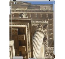 Classical Composition iPad Case/Skin