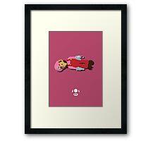 Luigi - Super Smash Brothers Framed Print