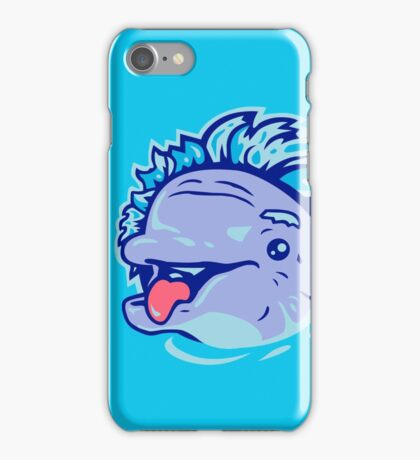 Genius Dolphin iPhone Case/Skin
